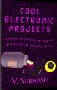 Book cover: Cool Electronic Projects