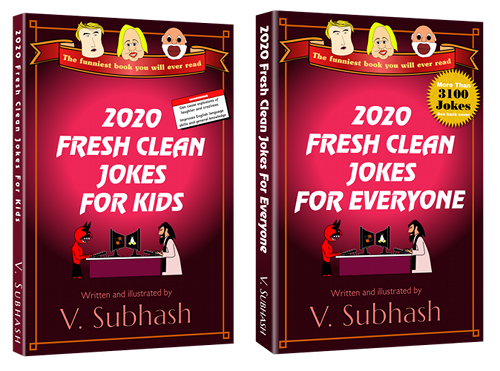 Cover of the jokebooks